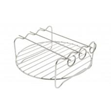 AZURA AFUR1 Univerzální mřížka (průměr 18 cm) se 3 rožni pro horkovzdušné fritézy