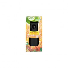 Osvěžovač vzduchu Airwick Freshmatic Zářivá mandarinka 250ml