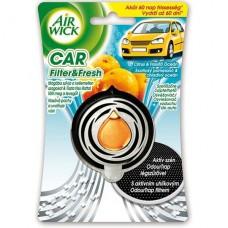 Vůně do auta Airwick Car Exotický pomeranč a chladivý oceán 3ml