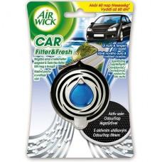 Vůně do auta Airwick Car Vůně nového auta a svěžest oceánu 3ml