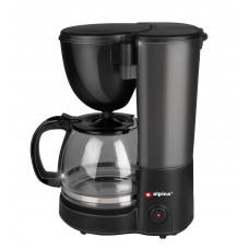 Alpina 18102 Překapávač na kávu černý