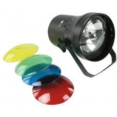 Disco bodový reflektor PINSPOT10