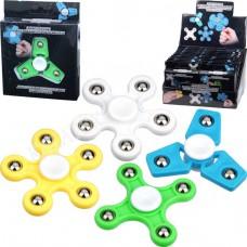 Fidget spinner 06760, 3 typové varianty