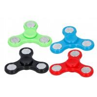 Fidget spinner 07070, 4 barevné varianty