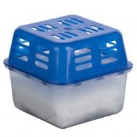 Pohlcovač vlhkosti s náplní odvlhčovacích granulí 2x350g, plastová dóza