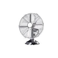 Ventilátor stolní chrom 30cm, 35W