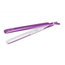BEPER 40450-F Lady B žehlička na vlasy s keramickým povrchem, fialová