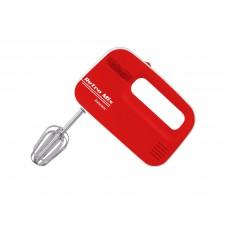 Beper 90348-R ruční šlehač Retro Mix Rosso (200W)