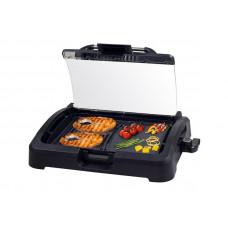 Beper 90871 elektrický stolní BBQ gril, 2200W