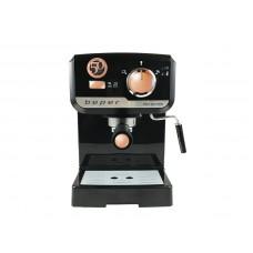Beper BC001 espresso kávovar, 1,5 l, 15 bar, 1140 W