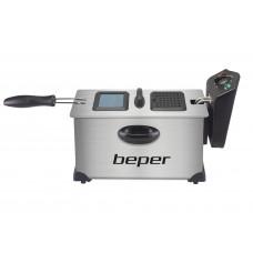 BEPER BC353 fritéza nerez 3,5l, 2000W