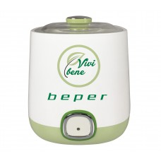 BEPER BP950 elektrický jogurtovač Vivi bene 1L, 20W