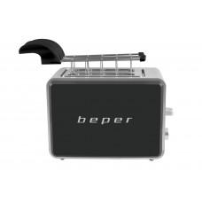 BEPER BT001-N topinkovač 2 plátky 750W, černý