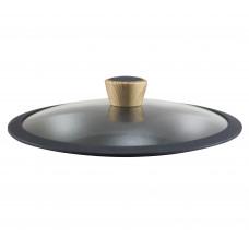 BEPER PE361 TEKA skleněná poklička 32cm, řada nádobí TekaLine