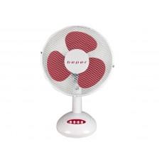 BEPER VE230H stolní ventilátor 30W, oscilace, 3 rychlosti, průměr 30 cm