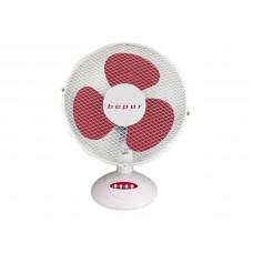 BEPER VE240H stolní ventilátor 40W, oscilace, 3 rychlosti, průměr 40 cm