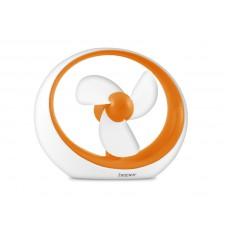 BEPER VE400A stolní USB ventilátor do USB, oranžový