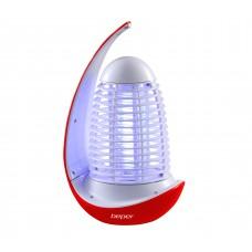 BEPER VE600R lapač hmyzu elektrický, 20 m2, UV zářivka, červený