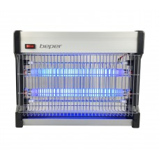 BEPER VE700 lapač hmyzu elektrický, 80 m2, 2x UV-A zářivka