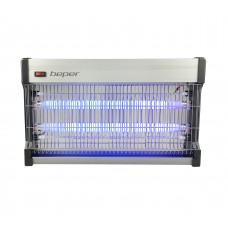 BEPER VE701 lapač hmyzu elektrický, 100 m2, 2x UV-A zářivka
