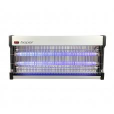 BEPER VE702 lapač hmyzu elektrický, 150 m2, 2x UV-A zářivka
