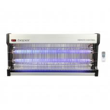 BEPER VE703 lapač hmyzu elektrický, 150 m2, 2x UV-A zářivka, dálkové ovládání