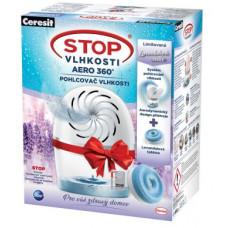 Ceresit STOP VLHKOSTI AERO 360° přístroj bílý s levandulí (450g)