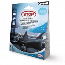 CERESIT STOP VLHKOSTI absorpční sáčky do auta (2x50g)