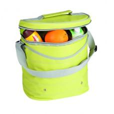 Chladicí taška přes rameno - žlutá (objem 8.6l)