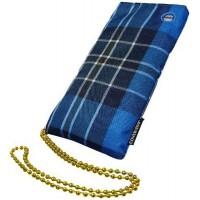 Coverized TAYLOR pouzdro na MP3 / PDA / mobilní telefon / digitální fotoaparát, modrá kostka