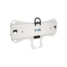 """Nástěnný držák pro LCD televize a plazmy (26 až 37"""") ultra slim střední Ocean 6307 Albatros bílý"""