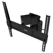 """Nástěnný dvouramenný držák pro LCD televize a plazmy (27 až 46"""") střední Ocean 6319 Dolphin černý"""