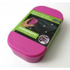 Grundig 01315 leštící a mycí autohouba pro interiéry vozidel levandule (2ks v balení)