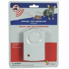 Ultrazvukový odpuzovač myší a krys, 230 V
