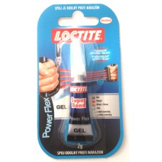 LOCTITE sekundové lepidlo Super Bond Power Flex Gel (2 g)