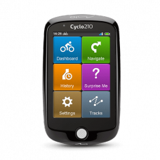 Cyklistická navigace Mio Cyclo™ 210