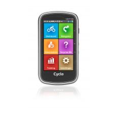 """Cyklonavigace MIO 605 HC s barevným displejem 4.0"""" (bezdrátový přenos ANT+)"""