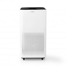 Nedis AIPU300CWT čistička vzduchu 45 m2, 30-54 dB, ionizátor, indikace kvality vzduchu
