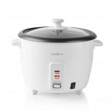 Nedis KARC15WT rýžovar 500 Wattů, 1.5 l, bílá