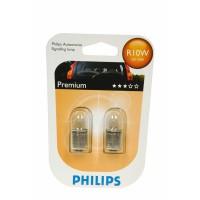 Autožárovka R10W 12V 10W 12814B2 Philips (2 kusy)