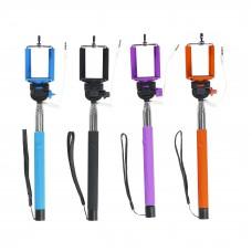 Polaroid 99099 teleskopická selfie tyč 100cm s kabelem