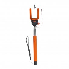 Polaroid 99099 teleskopická selfie tyč 100cm s kabelem - červená