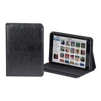 """Riva Case 3003 pouzdro na tablet 8"""" kožený vzhled, černé"""