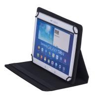 """Riva Case 3007 pouzdro na tablet 10.1"""" kožený vzhled, černé"""