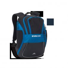 """Riva Case 5225 spotovní batoh pro notebook 15.6"""", modročerný, 20l"""