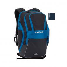 """Riva Case 5265 spotovní batoh pro notebook 17.3"""", modročerný, 30l"""