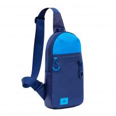 Riva Case 5312 sportovní batoh pro elektroniku, modrý