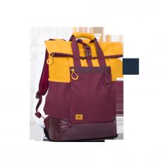 """Riva Case 5321 sportovní batoh pro notebook 15.6"""", vínově červený, 25l"""