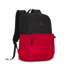 """Riva Case 5560 batoh 20L na notebook 15.6"""", černá / červená"""