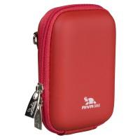 Riva Case 7022 pouzdro na fotoaparát, červené